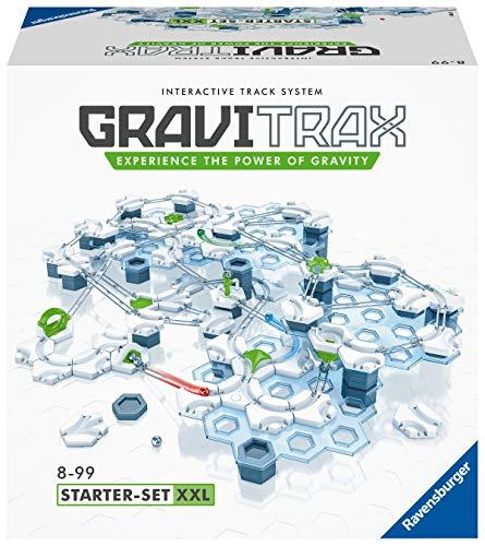 GraviTrax 27615 Ravensburger GraviTrax Starterset XXL mit über...