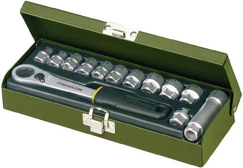 PROXXON 23602 Feinmechaniker-Spezialsatz 13tlg. 5,5 - 14 mm - mit...