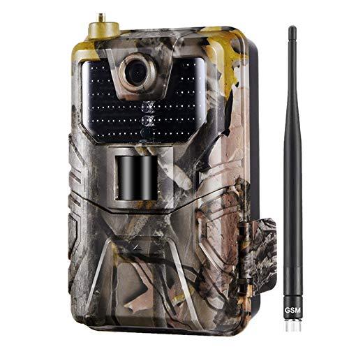 BAHER 2G Wildkamera 20MP 1080P Trail Game Kamera,...