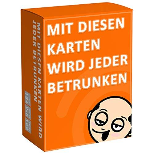 Mit Diesen Karten Wird Jeder Betrunken - Ein lustiges Trinkspiel...