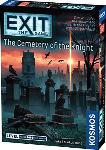 Thames & Kosmos   EXIT – Das Spiel   Der Friedhof des Ritters  ...