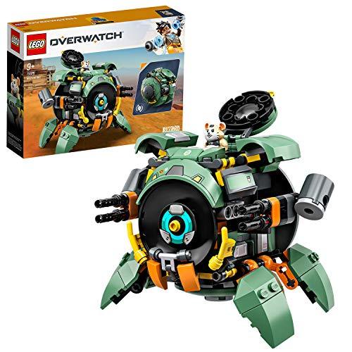 LEGO 75976 Overwatch Wrecking Ball