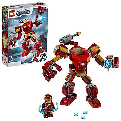 LEGO76140SuperHeroesMarvelAvengersIronManMechSpi...