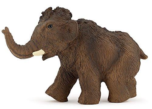 Papo 55025 Mammutjunges DIE Dinosaurier Figur, Mehrfarben