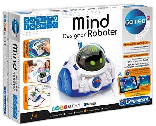 Clementoni 66799 Clementoni-59097-MIND Designer Galileo Science Coding Lab-Mind De Pratende...