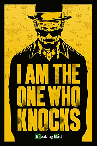 Breaking Bad (I Am The One Who Knocks) - Maxi Poster - 61cm x...