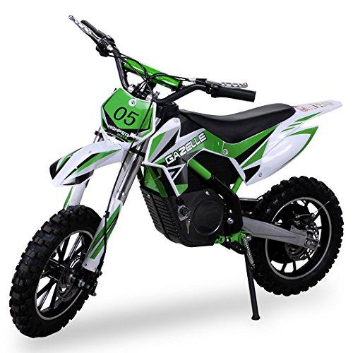 Kinder Mini Crossbike Gazelle ELEKTRO 500 WATT inklusive...