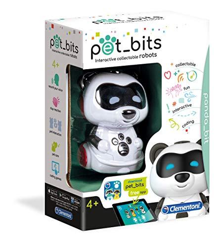 Clementoni 12098 Coding Lab Panda Bit, Mehrfarbig