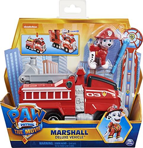 PAW Patrol Paw Patrol Marshalls Deluxe Basis Fahrzeug aus dem...