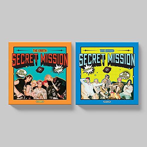MCND - THE EARTH: SECRET MISSION Chapter.1 (3rd Mini Album)...