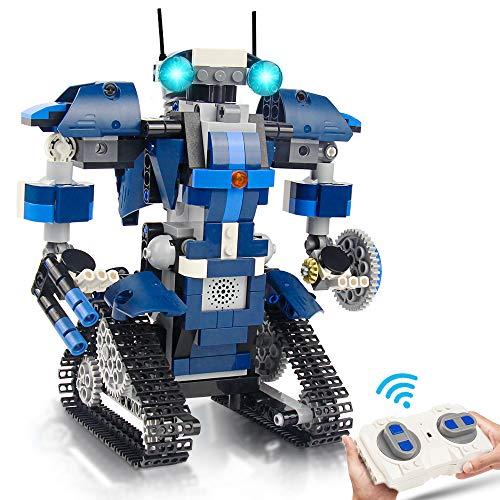 Gxi STEM Ferngesteuerter Roboter Spielzeug Bausatz - 405 Teile...