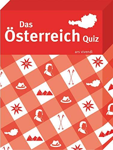 Das Österreich-Quiz - Daten, Fakten & Kuriositäten rund um...