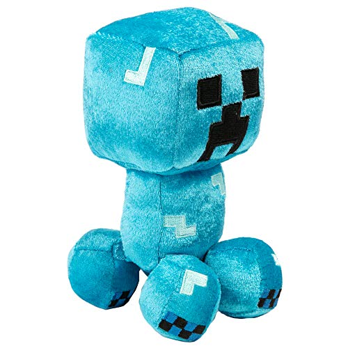Microsoft Minecraft Happy Explorer Charged Creeper...