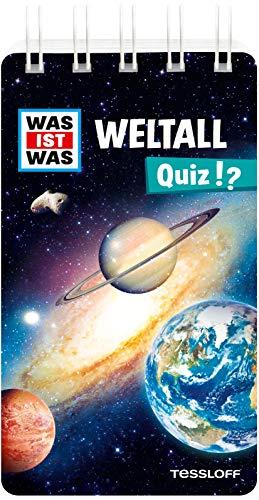 WAS IST WAS Quiz Weltall: Über 100 Fragen und Antworten! Mit...