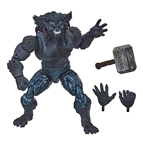 Hasbro Marvel Legends Series 15 cm große Marvel's Dark Beast...