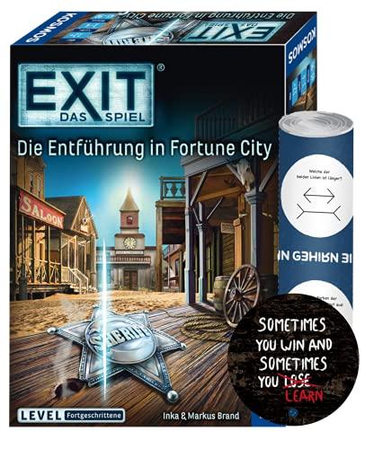 EXIT Das Spiel - Set: Die Entführung in Fortune City (Level:...