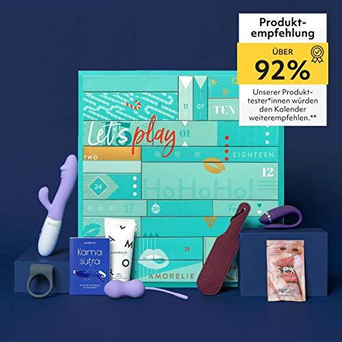 Amorelie Adventskalender 2021 Premium, Wert 410€, 24 Geschenke...