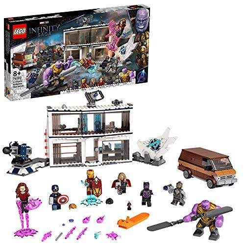 LEGO 76192 Marvel Super Heroes Avengers: Endgame - Letztes Duell...