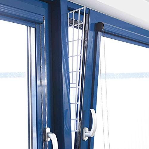 Trixie 44183 Schutzgitter für Fenster, Seitenteil, 62 × 16/7...