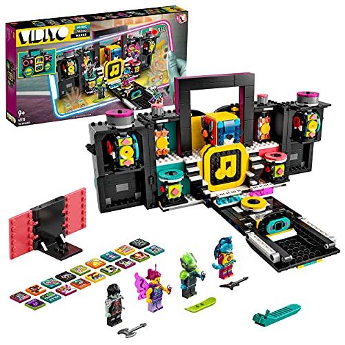 LEGO 43115 VIDIYO The Boombox Beatbox Music Video Maker, Musik...