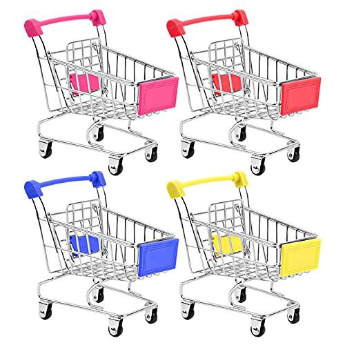iFii Mini-Supermarkt Bollerwagen für 5 Überraschungsmarken,...