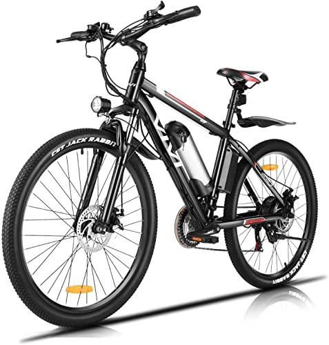 Vivi Elektrofahrrad Ebike Mountainbike, 26 Zoll E Bike...