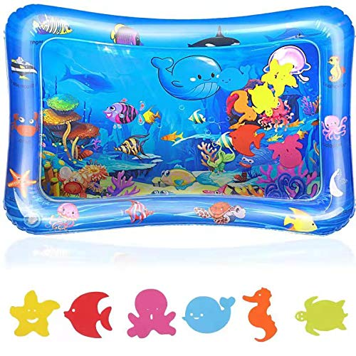 Wassermatte Wasserspielmatte Baby 3 Monaten Babyspielzeug ab 9...