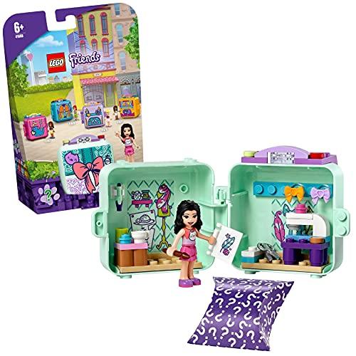 LEGO 41668 Friends Emmas Mode-Würfel, Kinderspielzeug, Spielzeug...