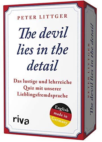 The devil lies in the detail: Das lustige und lehrreiche Quiz mit...