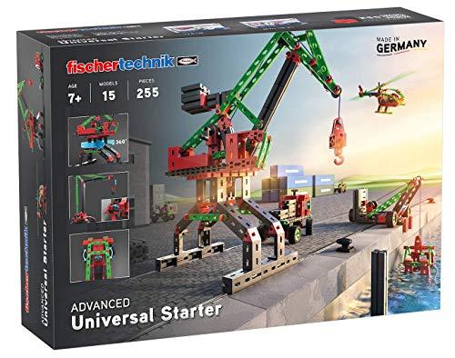 fischertechnik 536618 Konstruktionsspielzeug Universal Starter -...