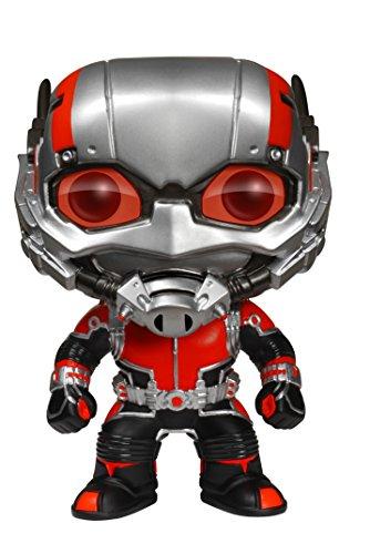 Funko - Figurine Marvel - Ant-Man Red Costum Pop 10cm -...