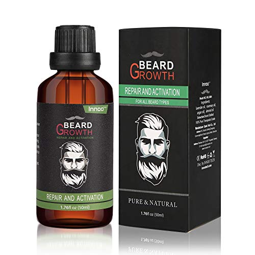 Bartöl Beard Oil 50 ml für Männer , Bartpflege mit...
