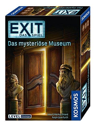 KOSMOS 694227 EXIT Das Spiel, Das mysteriöse Museum, Level:...