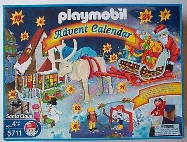 Playmobil Adventskalender: Weihnachtsmann Weihnachten