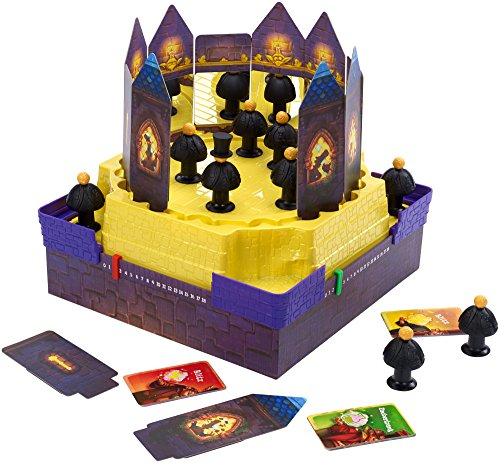 Mattel Spiele CJM85 - Das Geheimnis der Zauberer