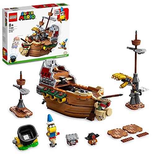LEGO 71391 Super Mario Bowsers Luftschiff – Erweiterungsset,...