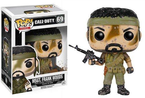 Funko 6821 Call of Duty 6821 'POP Vinyl MSgt Frank Woods Figure