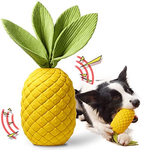 Rmolitty Hundespielzeug, Unzerstörbares Kauspielzeug für Hunde,...