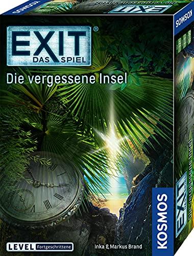 Kosmos 692858 - EXIT - Das Spiel - Die vergessene Insel, Level:...