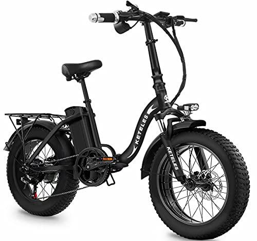 20 Zoll Klapprad Elektrofahrrad E-Bike, 48 V 18Ah...