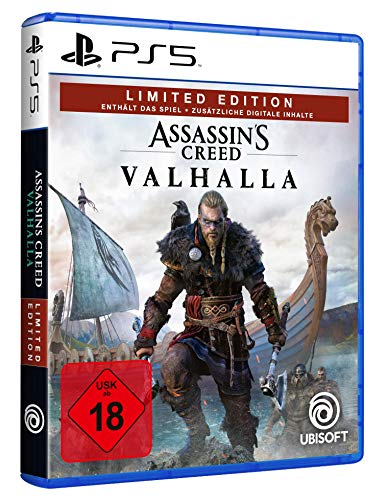 Assassin's Creed Valhalla Limited Edition - exklusiv bei Amazon |...