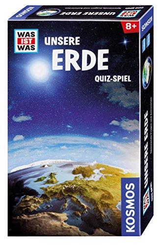 Kosmos - WAS IST WAS Unsere Erde. Quizspiel