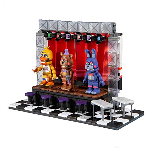 McFarlane Toys Five Nights at Freddy´s Large Construction Set Deluxe Concert Stage