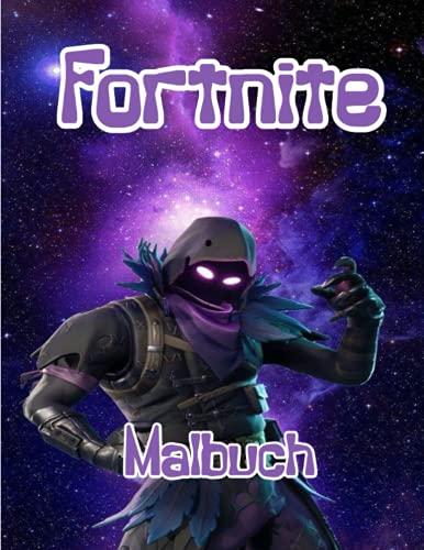 Fortnite Malbuch: Great Fortnite Malbuch mit mehr als 99 Bildern...