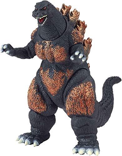 Godzilla Movie Monster Series Burning Godzilla Vinyl Figure...