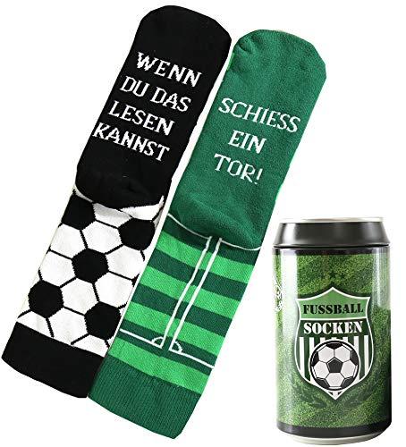 Lucadeau Geschenk für Männer und Frauen, Fussballfans und...