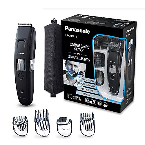 Panasonic Bartschneider ER-GB96 mit kammförmigem Klingendesign,...