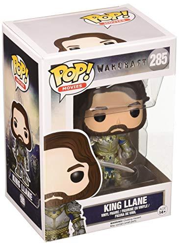 Funko 7470 Warcraft 7470 'POP Vinyl King Llane Figure