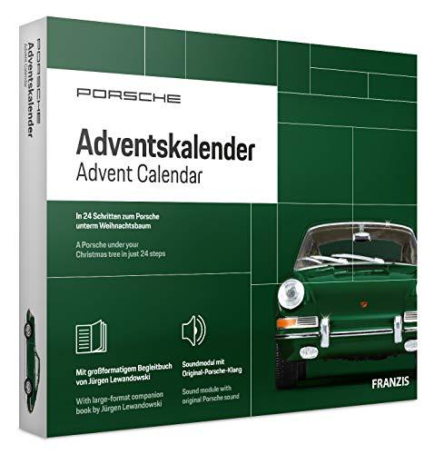 FRANZIS 67119 - Porsche 911 Adventskalender 2020 – in 24...