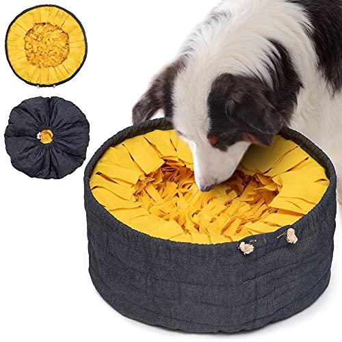 Lixdee Schnüffelteppich für Hunde zum Schnüffeln DEE.DEN –...